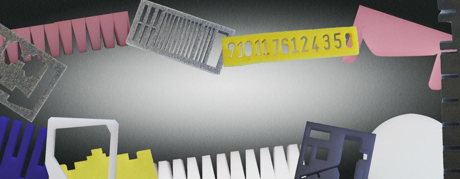 Imballaggi protettivi per packaging industriale o movimentazione interna